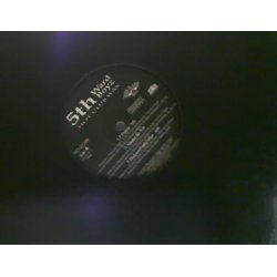 "5th Ward Boyz - Hot Club Wax, 12"", Sampler"