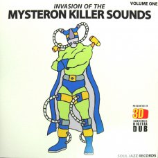 Various - Invasion Of The Mysteron Killer Sounds Vol.1, 2xLP