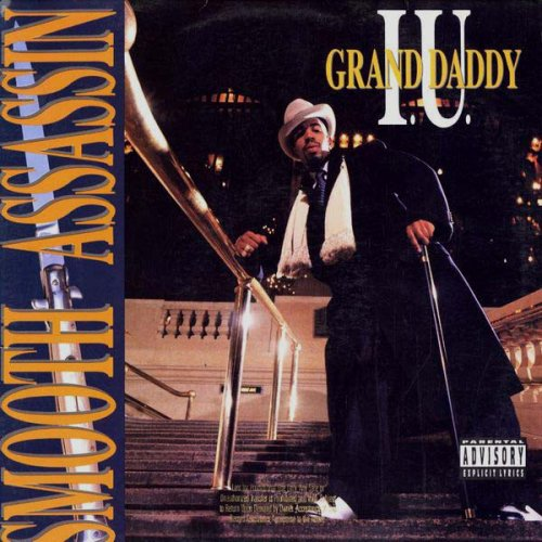 Grand Daddy I.U. - Smooth Assassin, LP