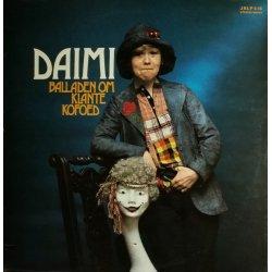 Daimi - Balladen Om Klante Kofoed, LP