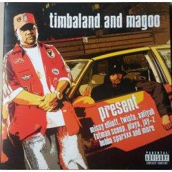 Timbaland And Magoo - Present, 2xLP