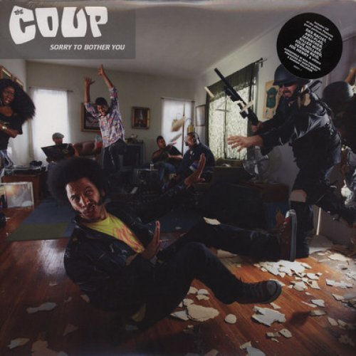 The Coup - Sorry To Bother You, 2xLP, 45 RPM + CD