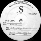 "Run DMC - Ooh, Whatcha Gonna Do, 12"", Test Pressing"