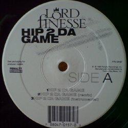 "Lord Finesse - Hip 2 Da Game / No Gimmicks , 12"""