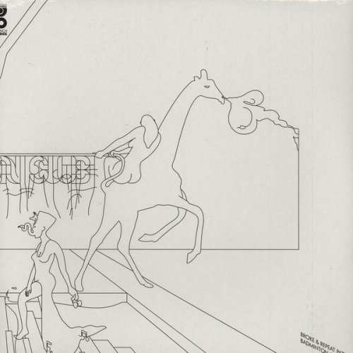 "Broke & Repeat Pattern - Badminton Club, 12"", EP"