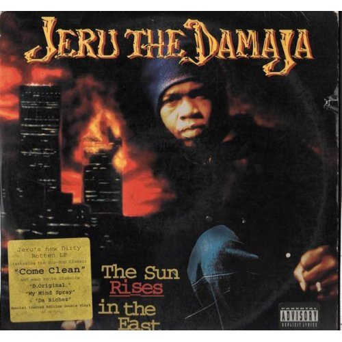 Jeru The Damaja - The Sun Rises In The East, 2xLP, Promo