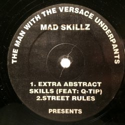 Mad Skillz - The Man With The Versace Underpants Presents, 12""