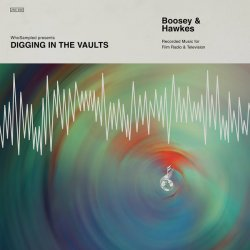 "Various - WhoSampled Presents: Digging In The Vaults, 10"", EP"