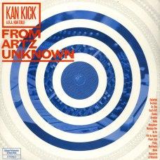 Kankick - From Artz Unknown, 2xLP, Reissue