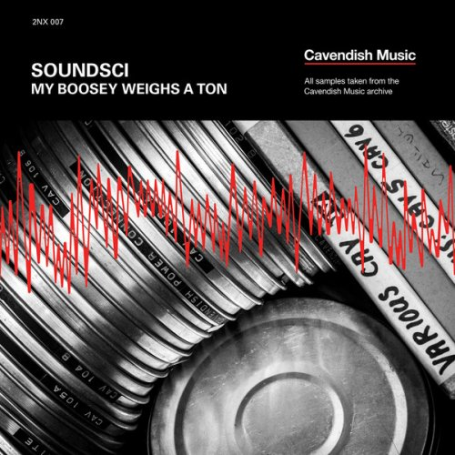 Soundsci - My Boosey Weighs A Ton, LP