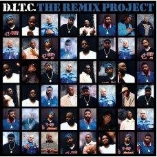 D.I.T.C. - The Remix Project, 2xLP, Promo