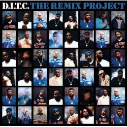 D.I.T.C. - The Remix Project, 2xLP, Promo