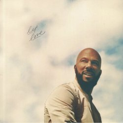 Common - Let Love, LP