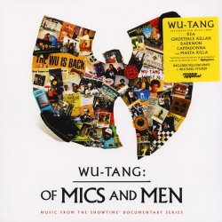 "Wu-Tang - Wu-Tang: Of Mics And Men, 12"", EP"