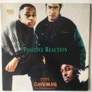 Caveman - Positive Reaction, LP