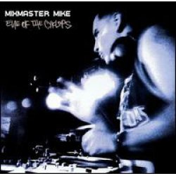 """Mixmaster Mike - Eye Of The Cyklops, 12"""", EP"""