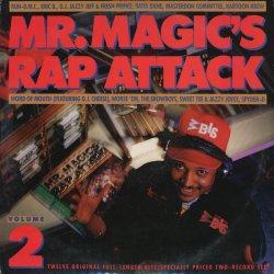 Various - Mr. Magic's Rap Attack Volume 2, 2xLP