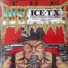 Ice-T - The Iceberg (Freedom Of Speech... Just Watch What You Say), LP