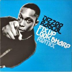 """Dizzee Rascal - Fix Up Look Sharp (Remix), 12"""""""