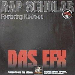 "Das EFX - Rap Scholar, 3x12"""