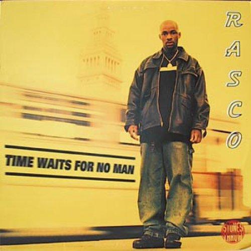 Rasco - Time Waits For No Man, 2xLP