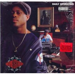 Gang Starr - Daily Operation, LP