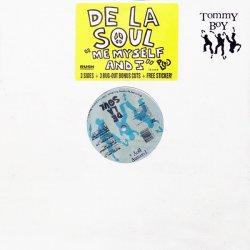 "De La Soul - Me Myself And I, 12"""