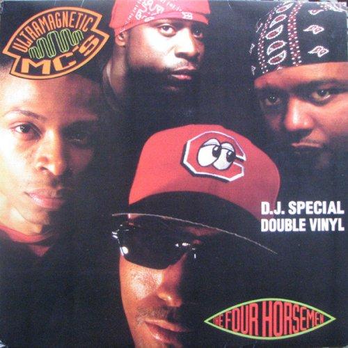 Ultramagnetic MC's - The Four Horsemen, 2xLP, Reissue