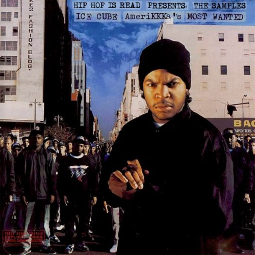 Ice Cube - AmeriKKKa's Most Wanted, LP