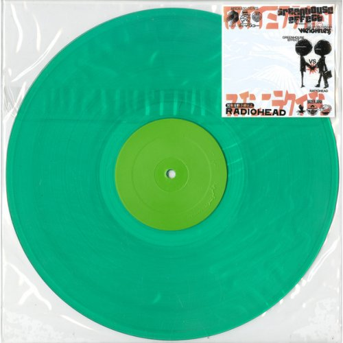 "Greenhouse Effect vs. Radiohead - Greenhouse Effect Vs. Radiohead, 12"""