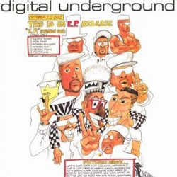 """Digital Underground - This Is An EP Release, 12"""", EP"""