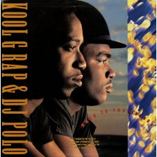 Kool G Rap & DJ Polo - Road To The Riches, LP