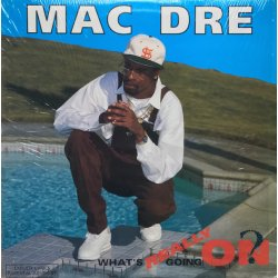 "Mac Dre - What's Really Going On?, 12"", Mini-Album"