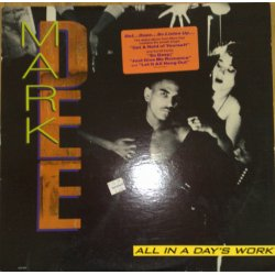 Mark Dee - All In A Day's Work, LP