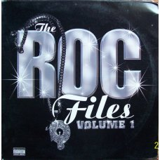 Various - Roc-A-Fella Records Presents The Roc Files Vol. 1, 2xLP