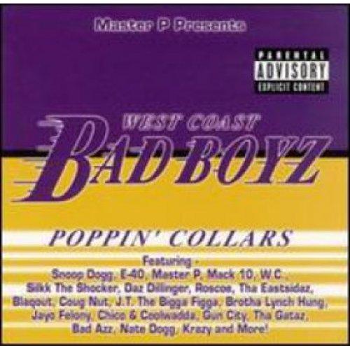 Various - West Coast Bad Boyz - Poppin' Collars, 2xLP