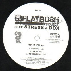 "East Flatbush Project - Who I'm Is, 12"""