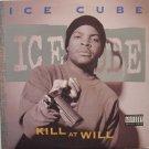 """Ice Cube - Kill At Will, 12"""", EP"""
