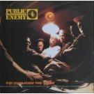 Public Enemy - Yo! Bum Rush The Show, LP, Reissue