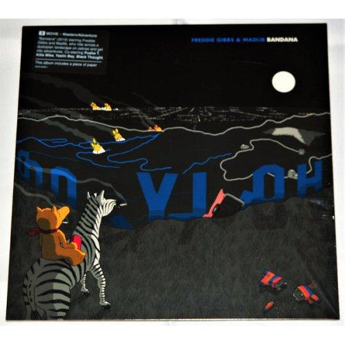 Freddie Gibbs & Madlib - Bandana, LP