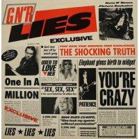 Guns N' Roses - G N' R Lies, LP