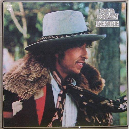 Bob Dylan - Desire, LP