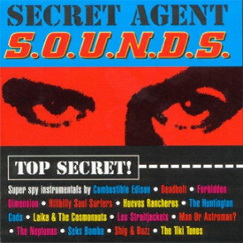 Various - Secret Agent S.O.U.N.D.S., LP