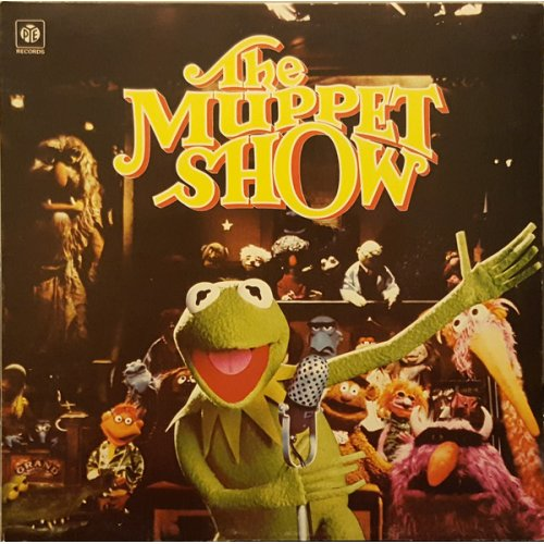 The Muppets - The Muppet Show, LP