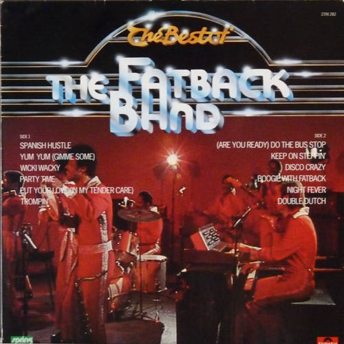 The Fatback Band - The Best Of, LP