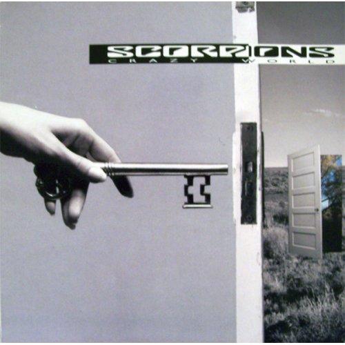 Scorpions - Crazy World, LP