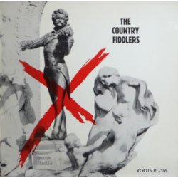 Various - The Country Fiddlers, LP