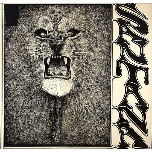 Santana - Santana, LP, Reissue