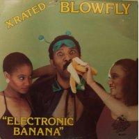 Blowfly - Electronic Banana, LP