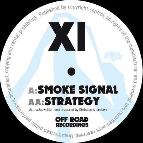 """XI - Smoke Signal / Strategy, 12"""""""